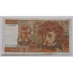 França - 10 Francs - 1978