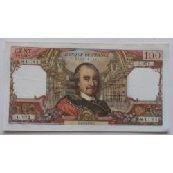 França - 100 Francs - 1976