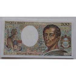 França - 200 Francs - 1985