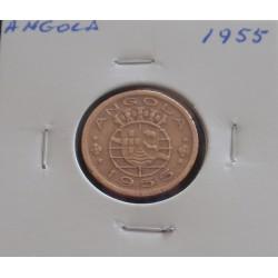 Angola - 50 Centavos - 1955