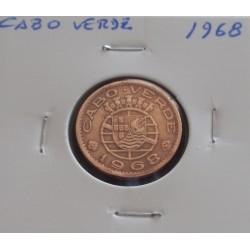Cabo Verde - 50 Centavos -...