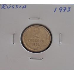 Rússia - 2 Kopeks - 1973