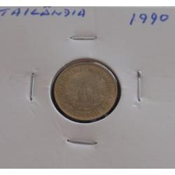 Tailândia - 25 Satang - 1990