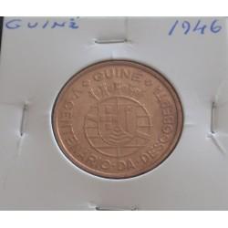 Guiné - 1 Escudo - 1946