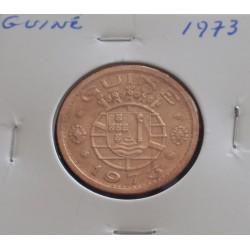 Guiné - 1 Escudo - 1973