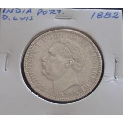 India - D. Luis - 1 Rupia -...