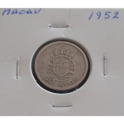 Macau - 50 Avos - 1952