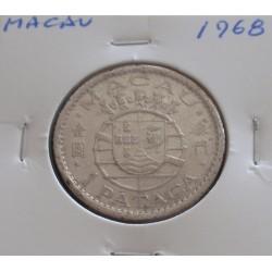 Macau - 1 Pataca - 1968