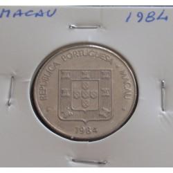 Macau - 1 Pataca - 1984
