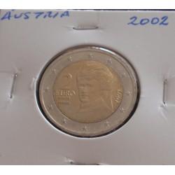 Áustria - 2 Euro - 2002