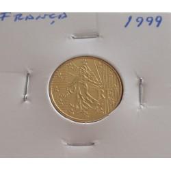 França - 10 Centimos - 1999