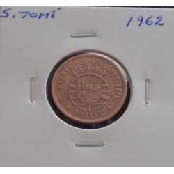 S. Tomé - 50 Centavos - 1962