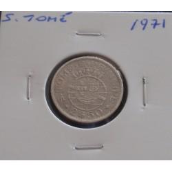S. Tomé - 2,50 Escudos - 1971