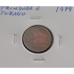 Trindade e Tobago - 1 Cent...