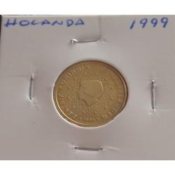 Holanda - 10 Centimos - 1999