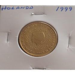 Holanda - 50 Centimos - 1999