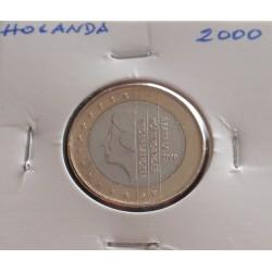 Holanda - 1 Euro - 2000