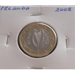 Irlanda - 1 Euro - 2002