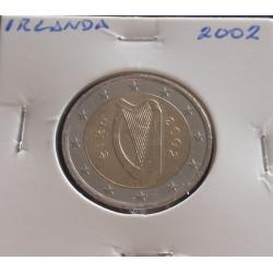 Irlanda - 2 Euro - 2002