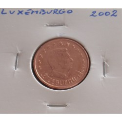 Luxemburgo - 5 Centimos - 2002