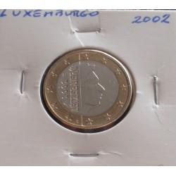 Luxemburgo - 1 Euro - 2002