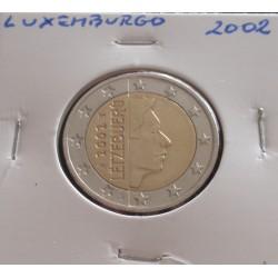 Luxemburgo - 2 Euro - 2002