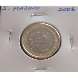 S. Marino - 1 Euro - 2006