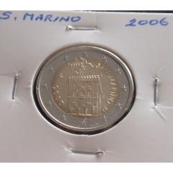 S. Marino - 2 Euro - 2006