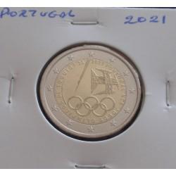 Portugal - 2 Euro - 2021 -...