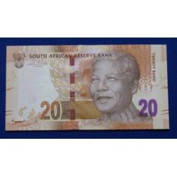 África do Sul - 20 Rand -...