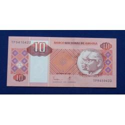 Angola - 10 Kwanzas - 1999...