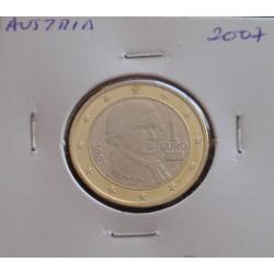 Áustria - 1 Euro - 2007