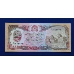 Afeganistão - 1000 Afghanis...