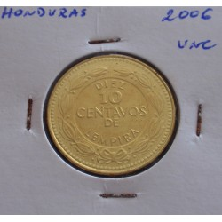 Honduras - 10 Centavos -...