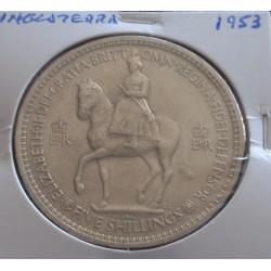 Inglaterra - 5 Shillings -...