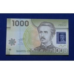 Chile - 1000 Pesos - 2010 -...