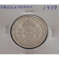 Inglaterra - 2 Shillings -...