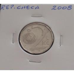 Rep. Checa - 2 Korun - 2008