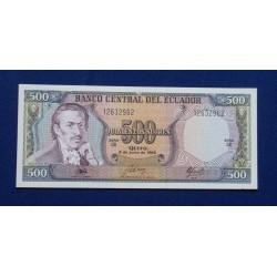 Ecuador - 500 Sucres -...