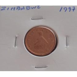Zimbabwe - 1 Cent - 1997