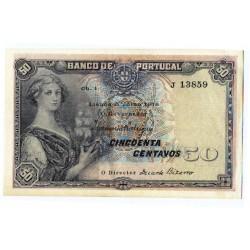 Portugal - 50 Centavos - 5/7/1919 - ch.1