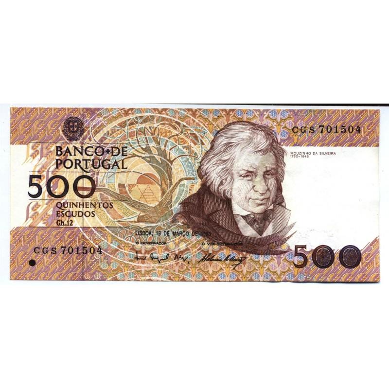 Portugal,  5000 Escudos, 31/10/1991, Substituição, Ch. 2A, Antero de Quental